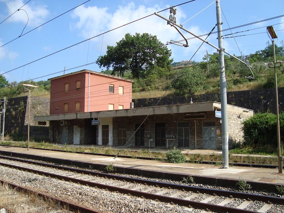 Rutino Scalo - la stazione