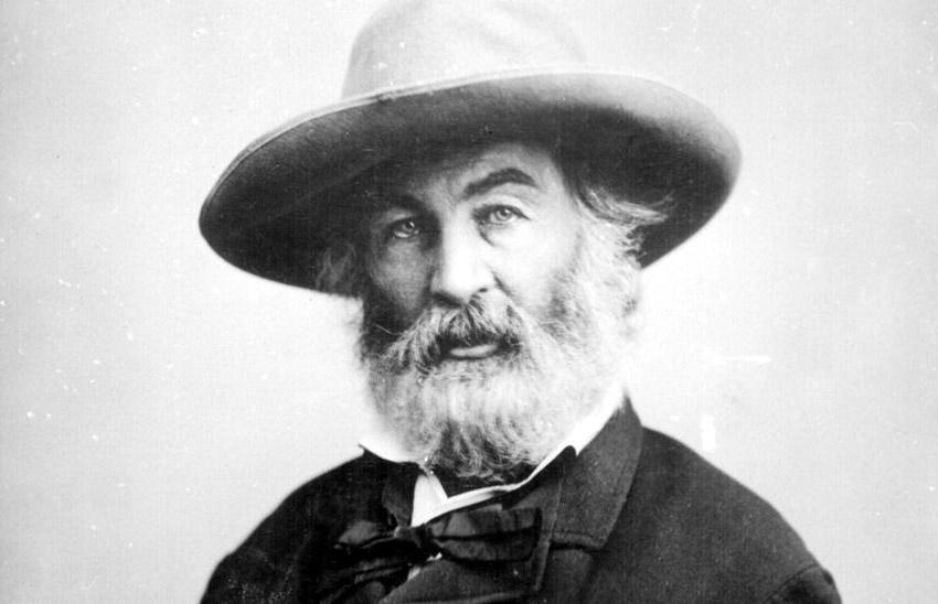 Periferica Konnection - Whitman in una foto dell'epoca