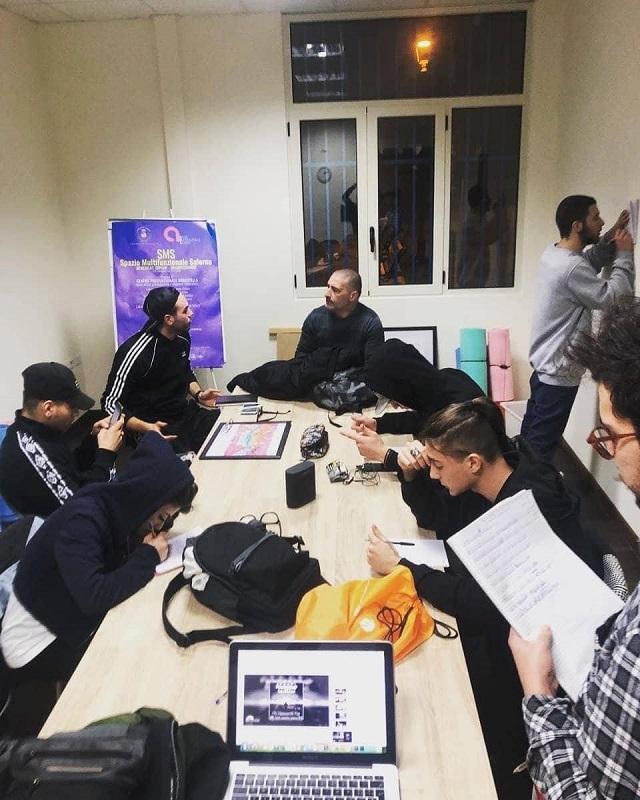 The Square - il laboratorio di street songwriting