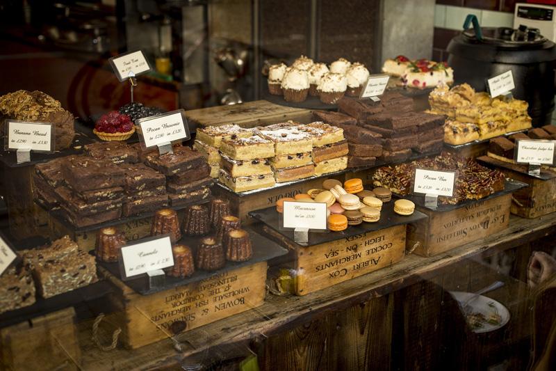 Chocolate Days - Stand con vari tipi di cioccolato esposti
