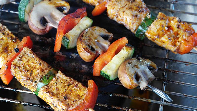 Pasquetta - La carne cotta alla griglia