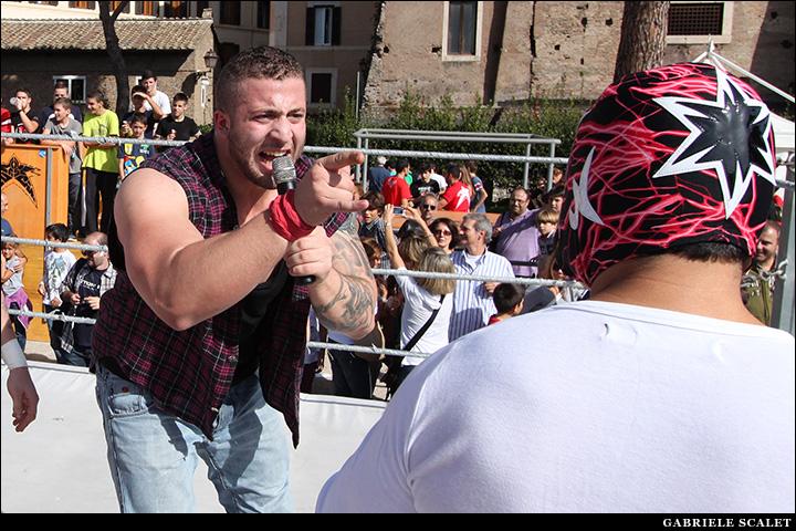 "Giuseppe ""King"" Danza - minacce a Red Scorpion"