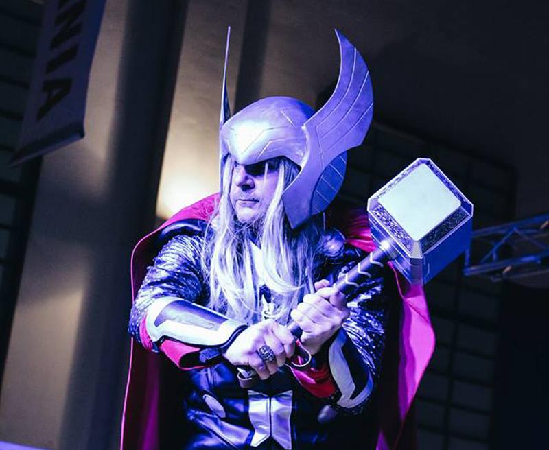 Pontecomix - Un travestimento da Thor