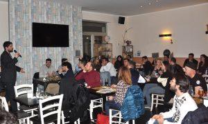 Poetry Slam - ultima serata all'Eco Bistrot