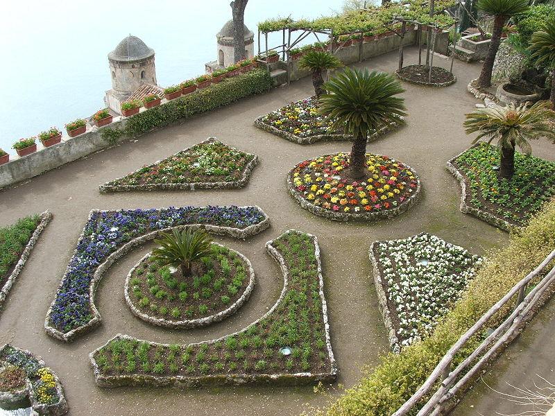 La città di Ravello- Villa Rufolo gioiello artistico di Ravello