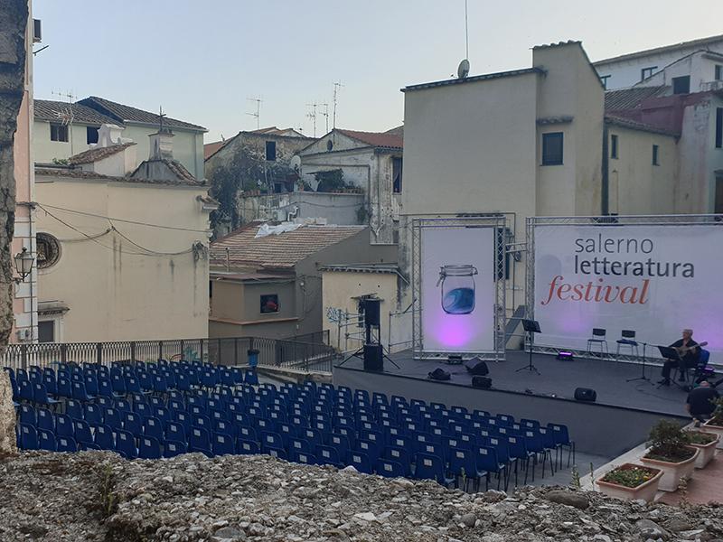 Salerno Letteratura Festival - l'antico Largo Barbuti