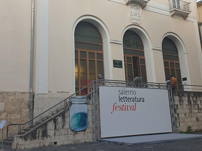 Salerno Letteratura Festival E Il Tempio Di Pomona