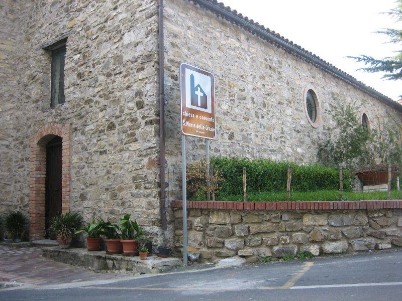Bellosguardo- Convento Di S. Maria Delle Grazie