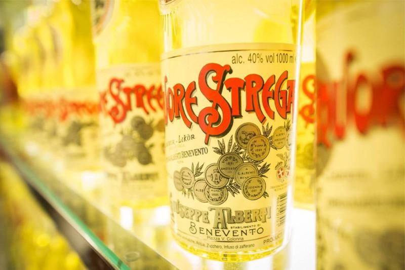 Liquore Strega, indispensabile