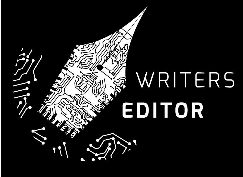 logo di Writers Editor, editore di Grazia De Gennaro