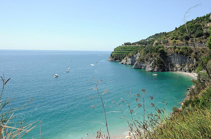 Torretta - Vista della Costiera Amalfitana