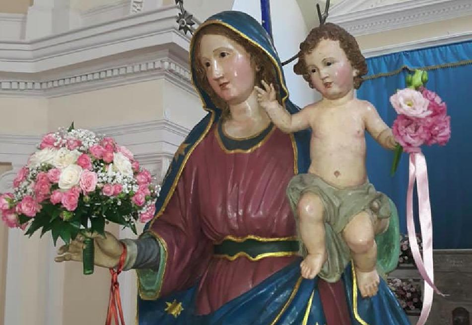 Madonna del Carmine, Agnone (Sa)