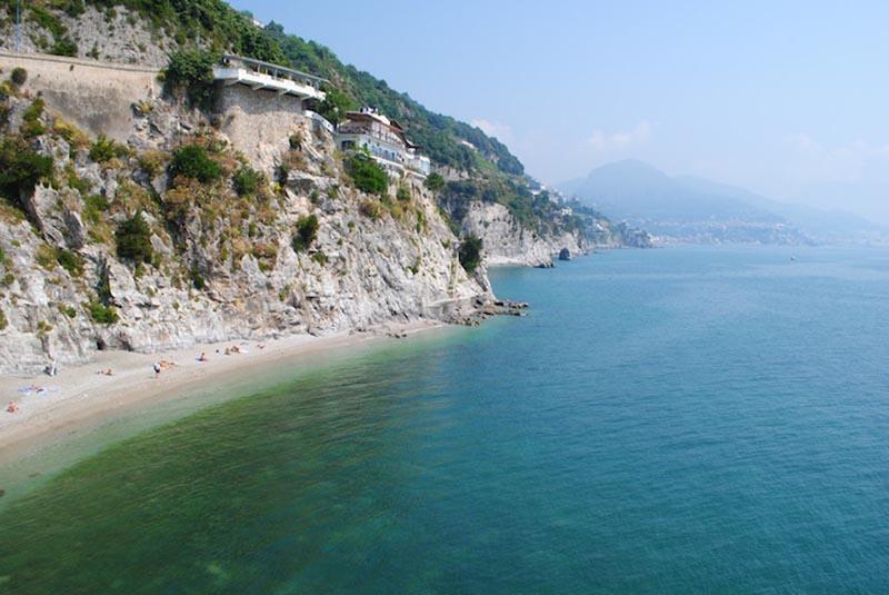 Spiaggia della Torretta di Cetara