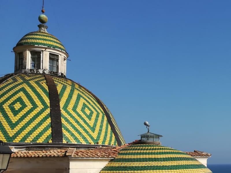 Il sentiero - Chiesa di Santa Maria a Mare