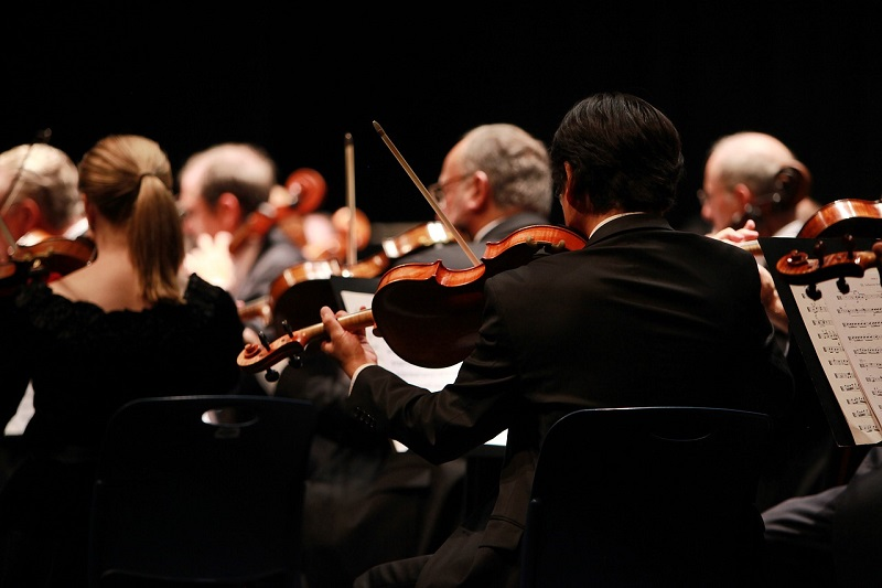 Musicisti di notte al Ravello Festival