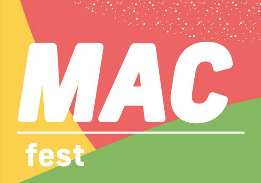 Logo del MAC Fest