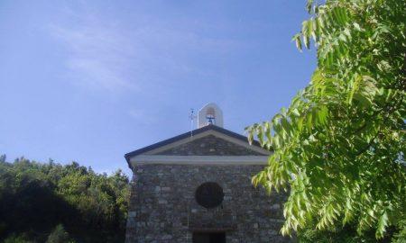 Ostigliano la cappella della Madonna