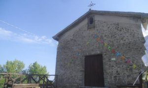 La fiera della Croce nasce sullo spiazzo della Cappella