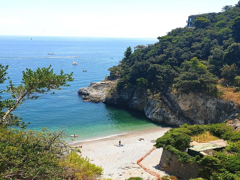 Le spiagge nascoste della Costiera Amalfitana