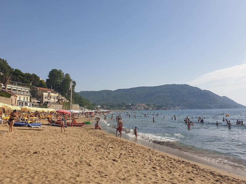Le spiagge e il mare di Castellabate