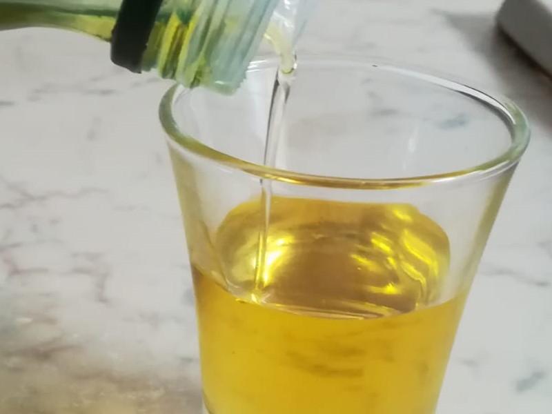 Olio del Cilento - olio e la sua densità
