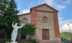 La chiesa parrocchiale di Ostigliano