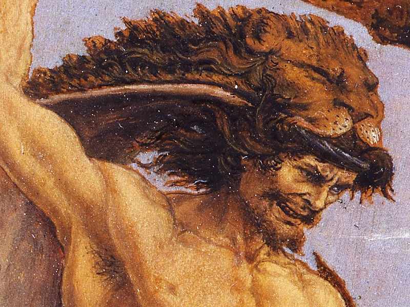Amalfi - la forza di Eracle