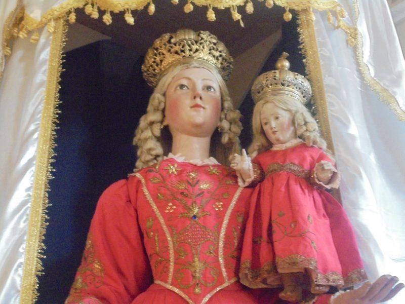 La Madonna Del Rosario ad Ostigliano