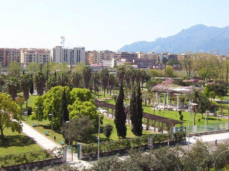 Parco Del Mercatello dall'alto