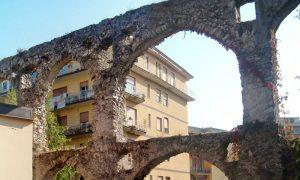 Ponte Dei Diavoli visto da Via Arce