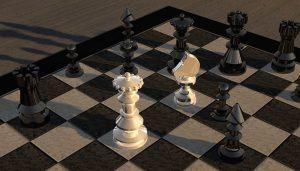 Gaitelgrima - Partita a scacchi