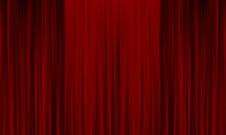 Teatro Verdi - un sipario rosso