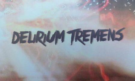 Delirium Tremens, romanzo