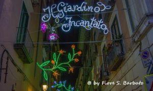 Luci d'artista a Salerno