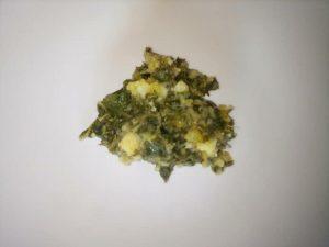 Foglie E Patate, piatto tipico del Cilento