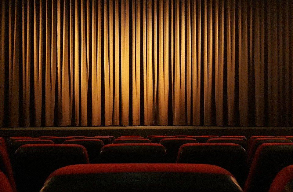 Linea d'Ombra - sala di un cinema