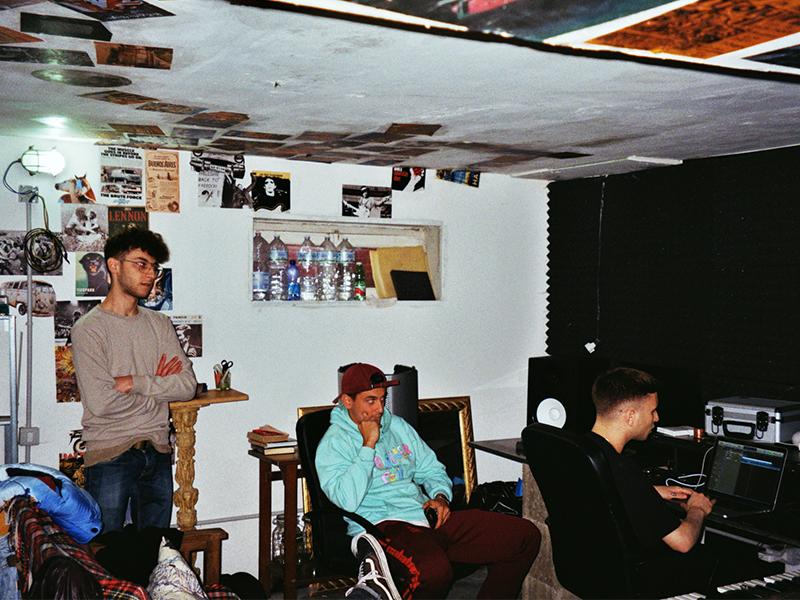 La Radura In Studio