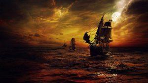 Barbarossa - navi all'orizzonte