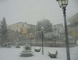 il Cilento d'inverno