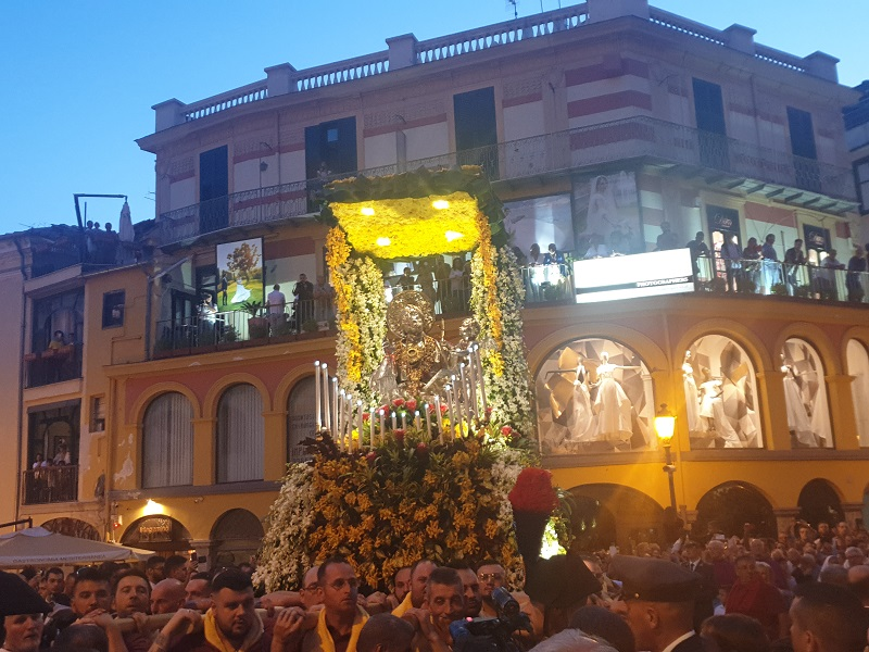 San Matteo E I Festeggiamenti Patronali