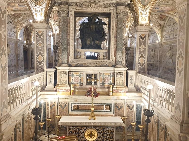 San Matteo e il suo sepolcro