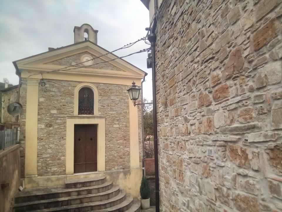 La cappella di San Rocco ad Ostigliano