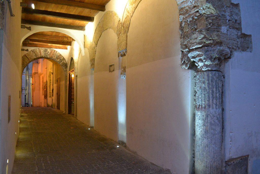 Via Di Salerno - Ippolito da Pastena