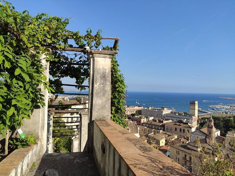 Vista Dai Giardini Della Minerva