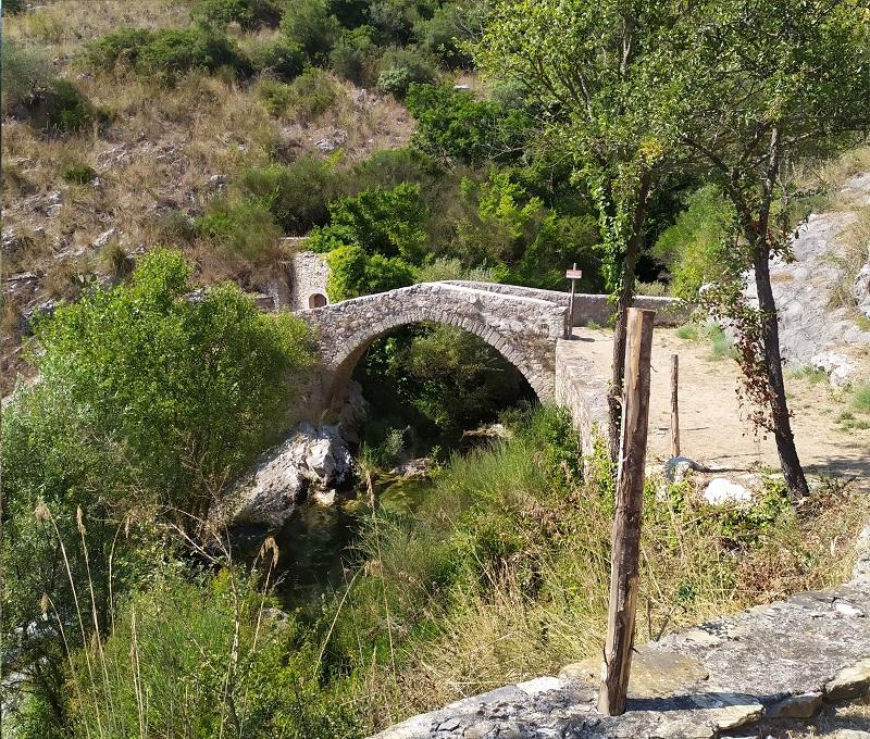 Ponte Romano Iii Secolo A.c.