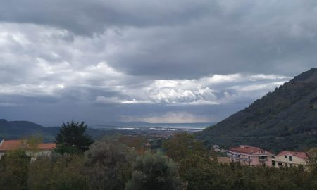 Panorama dai Monti Picentini