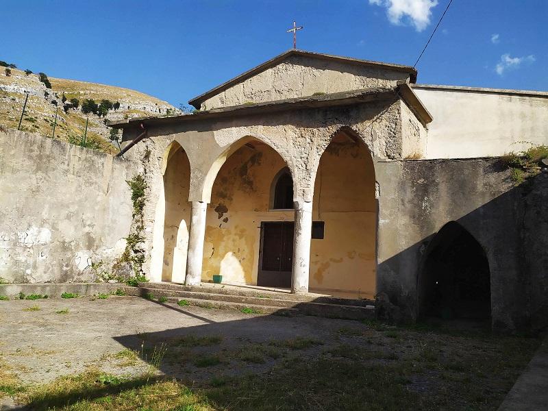 Abbazia Del Monte Tubenna Interno