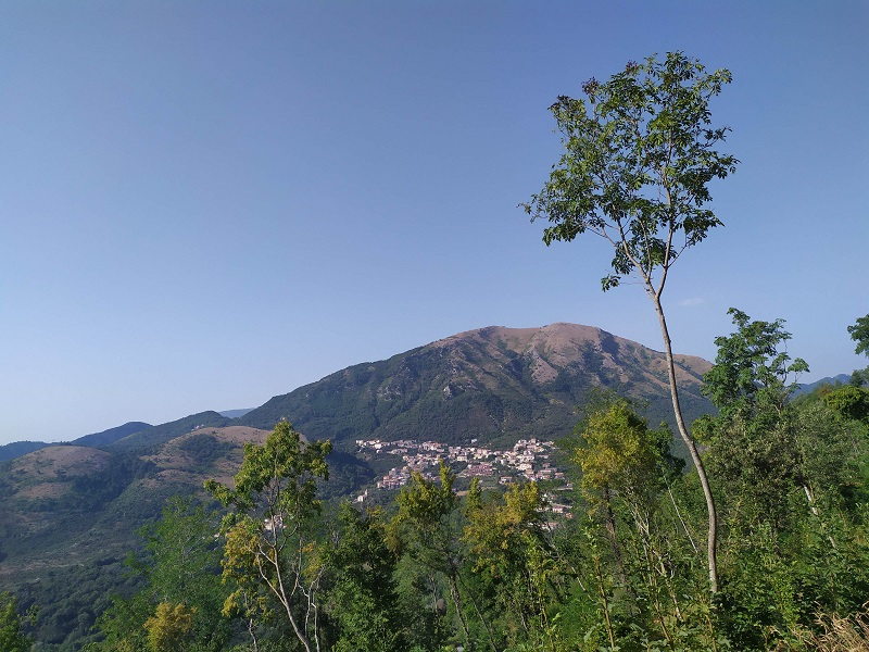Parco Regionale Dei Monti Picentini