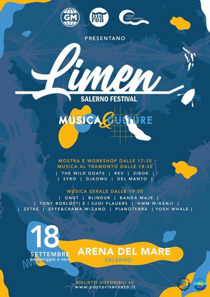 Limen Salerno Festival I Edizione
