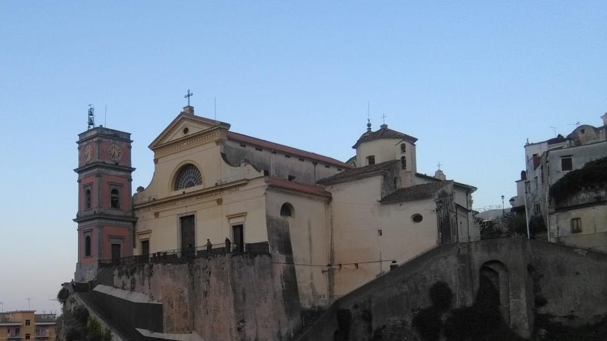 Collegiata Santa Maria A Mare Maiori